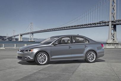 2011 Volkswagen Jetta. Image courtesy of AutoExpress.