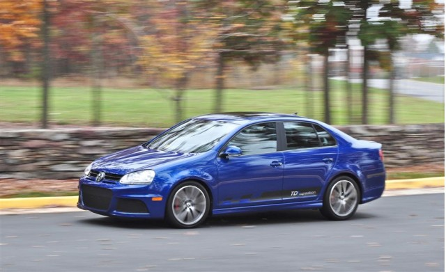 Volkswagen Jetta TDI Cup Street Hitting Dealerships Soon