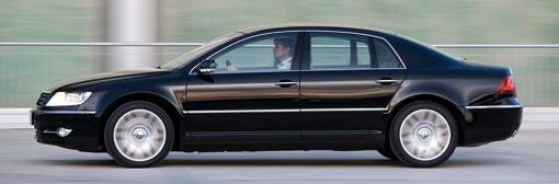 Volkswagen Phaeton may return to U.S.