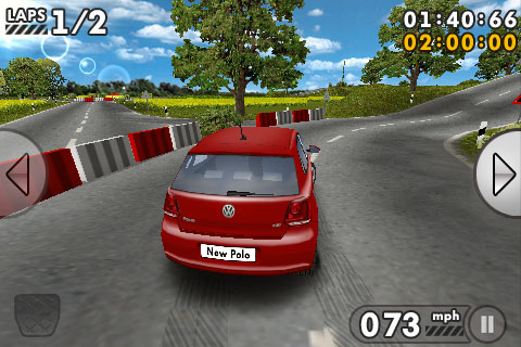 Volkswagen Polo Challenge by Fish Labs