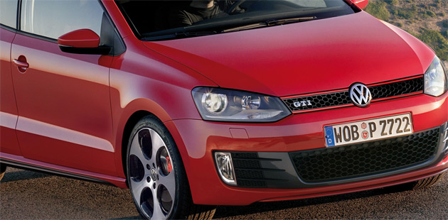 Expect to see the new Polo GTI bow in by the middle of the year
