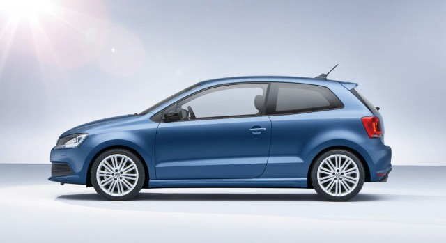 Volkswagen Polo Blue GT