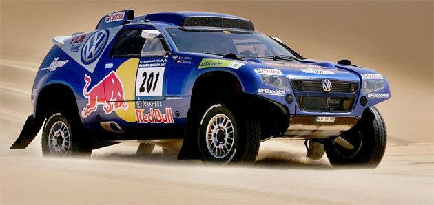 The 2010 Dakar Rally will kick off on Friday 1st of January in Beunos Aires