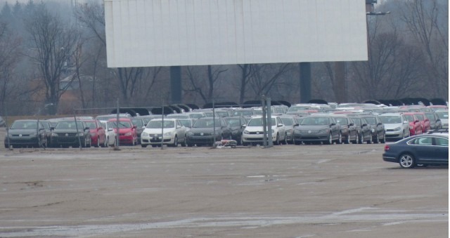 Volkswagen Tdi Buyback >> Where do bought-back VW diesels go? Dead NFL stadiums, among other places