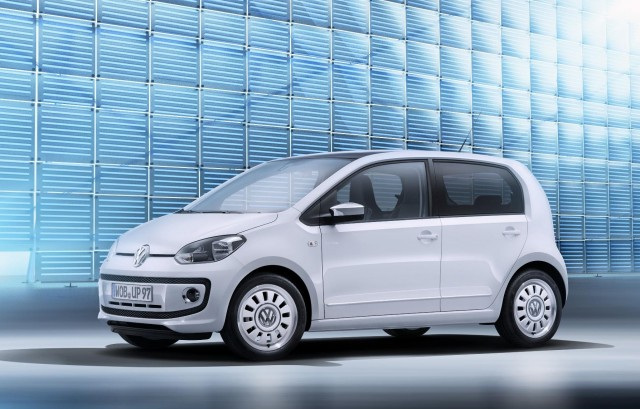 Volkswagen Up five-door