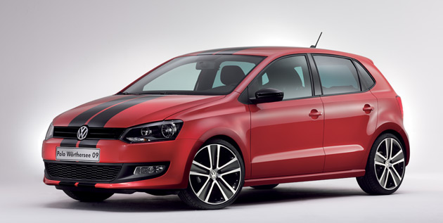 The Polo GTI concept gives us a preview of the production version that's due to go on sale towards the end of the year