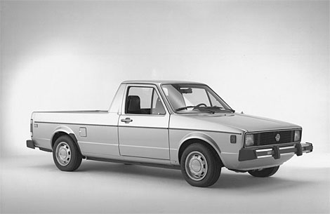 VW Rabbit Pickup