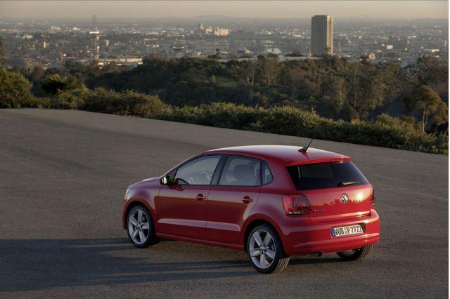 2009 Volkswagen Polo