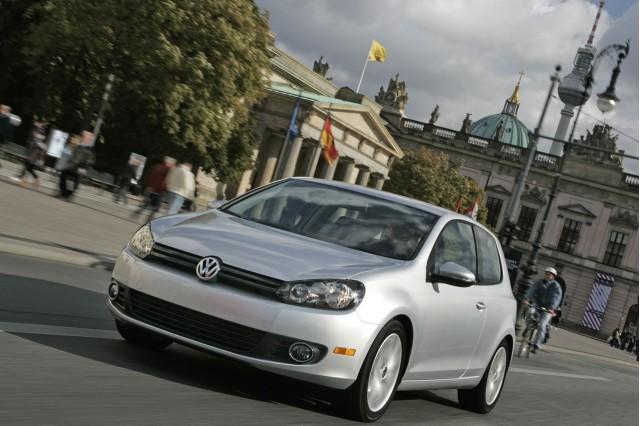 2010 Volkswagen Golf TDI