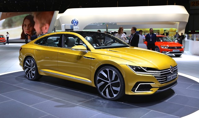 2018 volkswagen arteon cc successor spy shots. Black Bedroom Furniture Sets. Home Design Ideas