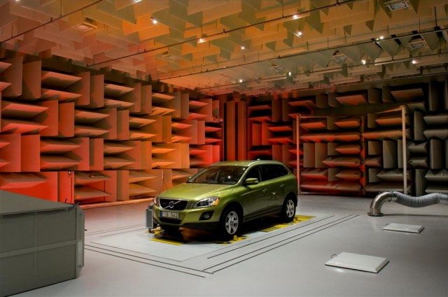 Volvo Acoustic Design Lab