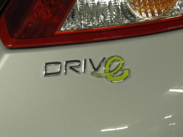Volvo C30 DRIVe Electric car, 2010 Los Angeles Auto Show