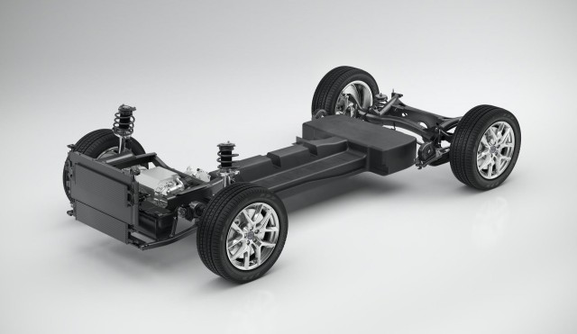 Volvo steers toward electrified future