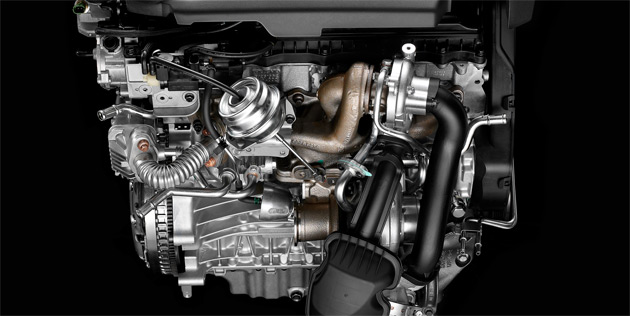 Volvo Adds Pair Of New Five Cylinder Turbodiesels To