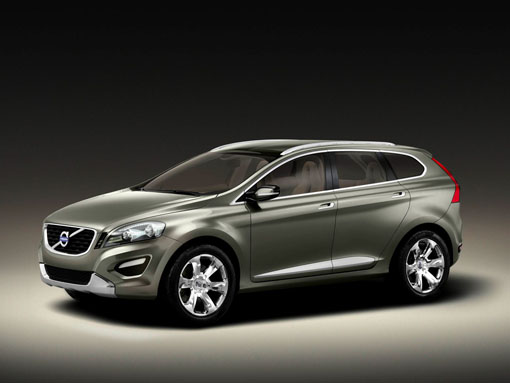 Volvo XC60 pictures leaked