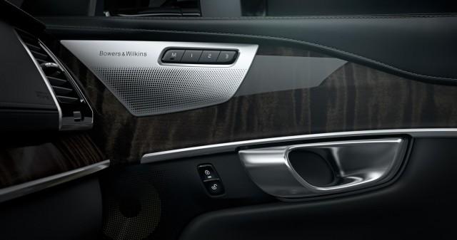 Volvo XC90 Bowers & Wilkins audio system