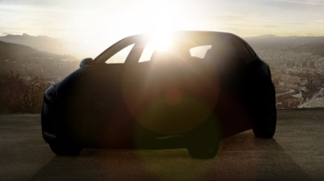 Volvo's second teaser for upcoming V40 hatch