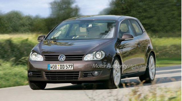 vw golf 6 v update