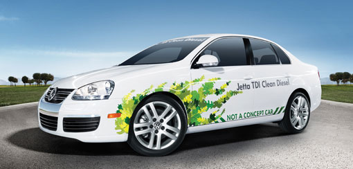 Vw Jetta Tdi Eligible For 1 300 Tax Credit In U S