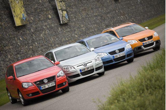 VW Polo GTI, BlueMotion, Polo, CrossPolo