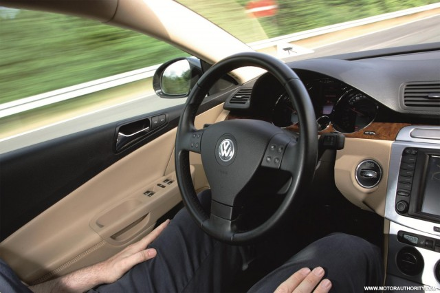 VW takes part in AdaptIVe autonomous driving research project