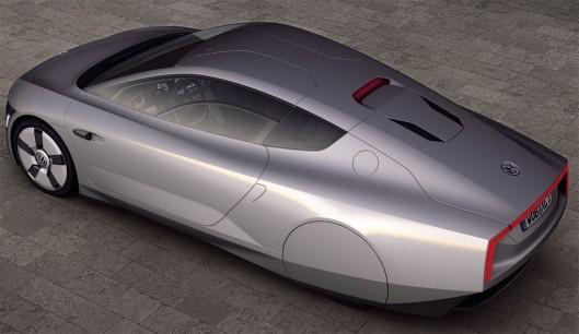 VW XL-1 Diesel Hybrid Concept