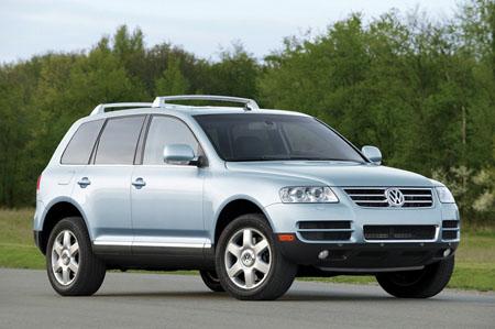 VW Touareg TDI