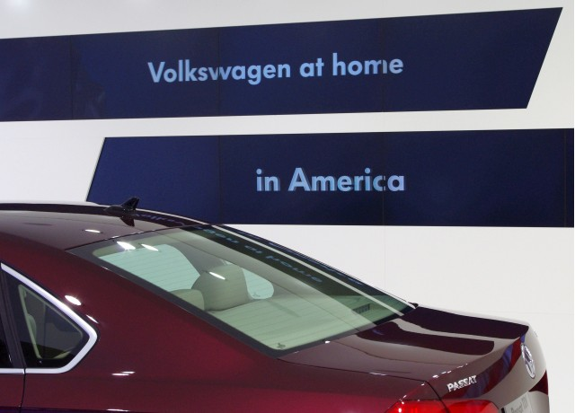 VW is Back in the USA