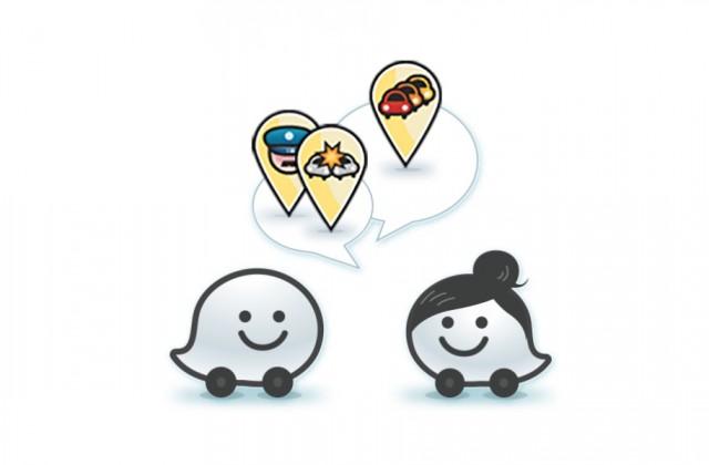 Waze icons