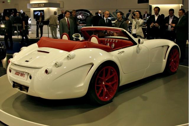 Weismann Roadster MF5