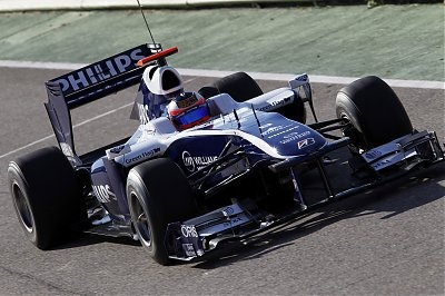 Williams FW32 2010 F1 car