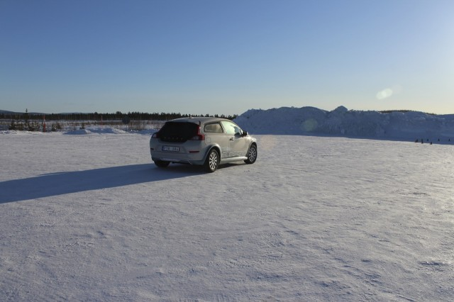 Winter Testing the Volvo C30 Electric