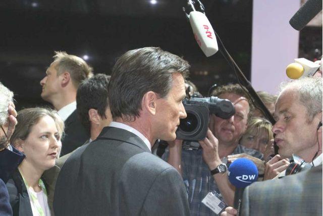 Wolfgang Bernhard 2005