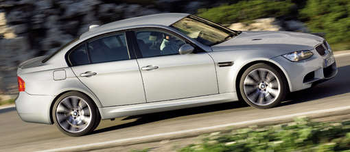 World premiere: BMW M3 Sedan