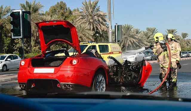 Ferrari Crashes 2013 Dodge Dart Lexus Christmas Gifts