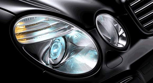 Xenon headlights help save lives