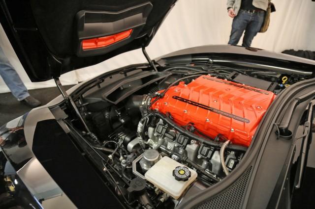 Yenko 2017 Chevrolet Corvette Grand Sport - Image via Corvette Forum