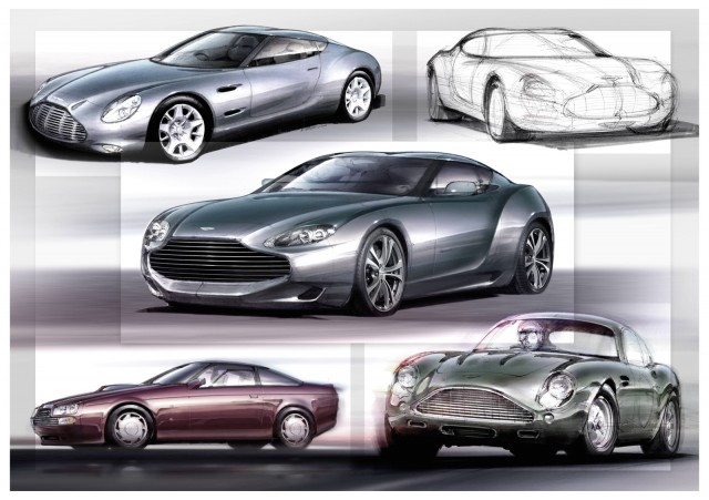 Zagato commemorates its five-decade realtionship with Aston Martin.
