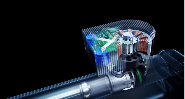 ZF's GenShock energy-recovering suspension technology
