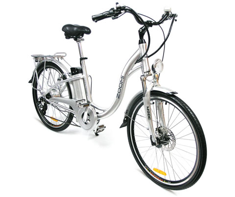 Zoomi Monterey Electric Bicycle