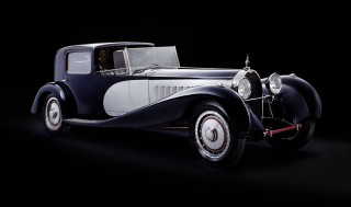 Now there are seven (or maybe nine): Bugatti Royale prototype re-created