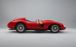 1957 Ferrari 335 S Sells For $36M--The Second Highest Price For A Car At Auction