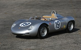 1959 Porsche 718 RSK from the Jerry Seinfeld collection - Image via Gooding & Company