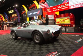2 Shelby Cobras fetch 7 figures each at Mecum auction
