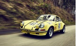 1972 Porsche 911 2.5 S/T