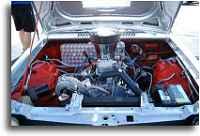 1976 Corvette engine