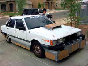 1986 Toyota Camry