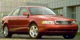 1997 Audi A4 Photo