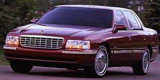 1997 Cadillac d'Elegance Photo