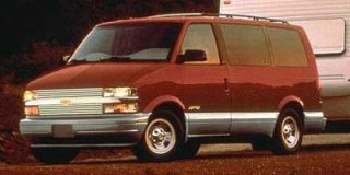 1997 Chevrolet Astro Passenger Photo
